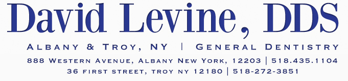 David Levine D.D.S. | Albany NY Dental & Orthodontic Practitioner